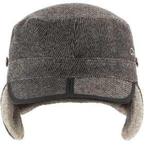 Outdoor Research Yukon Casquette, charcoal herringbone